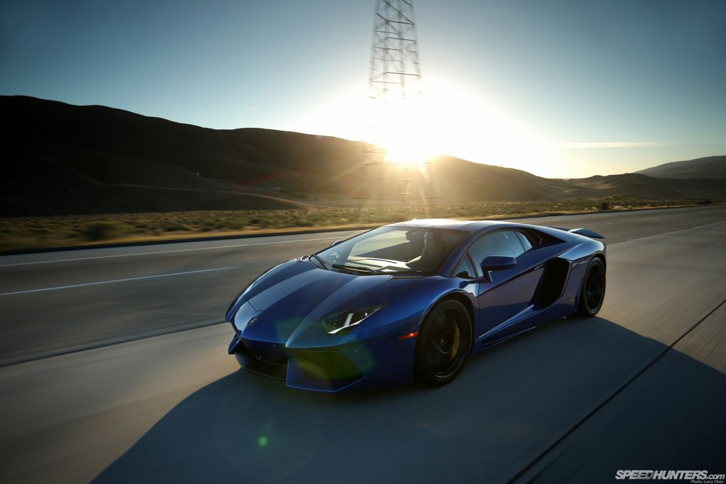 Lamborghini Aventador Sunlight supercar supercars wallpaper