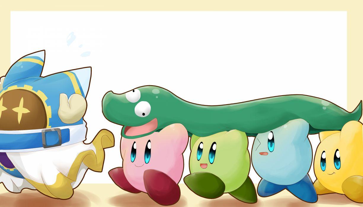Nintendo Kirby Series wallpaper