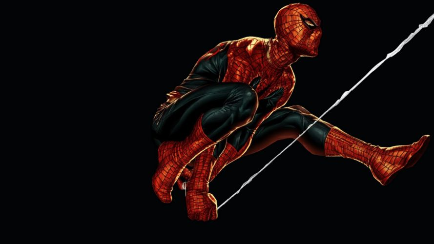 Spider-Man Marvel Black Drawing spiderman spider wallpaper