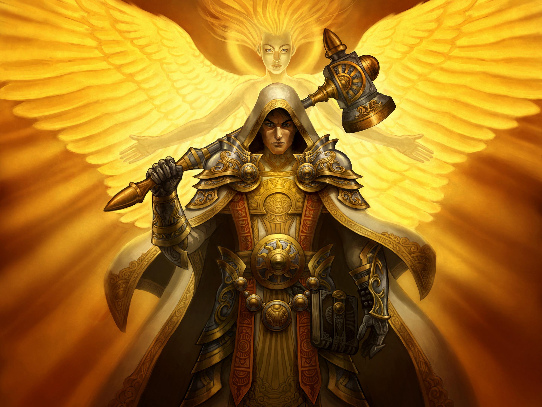 fantasy angel wings