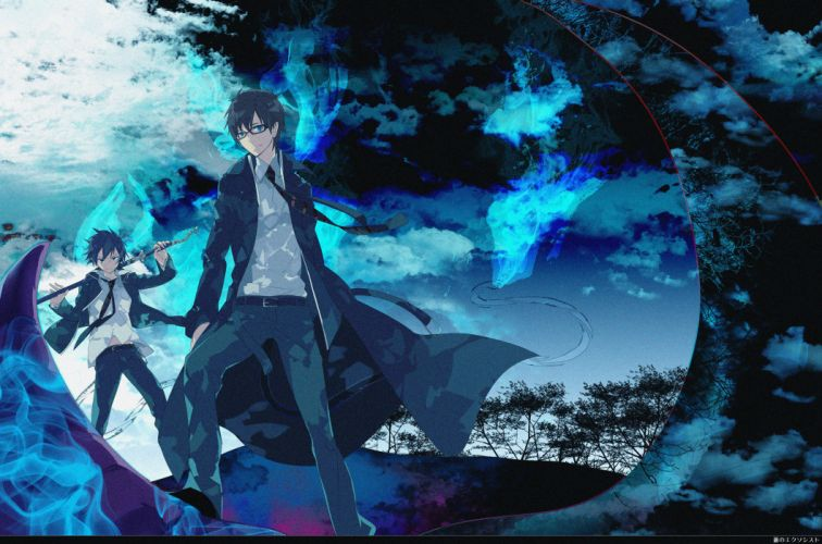 Ao no Exorcist Ao-no-Exorcist s wallpaper