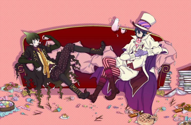 Ao no Exorcist Ao-no-Exorcist x wallpaper