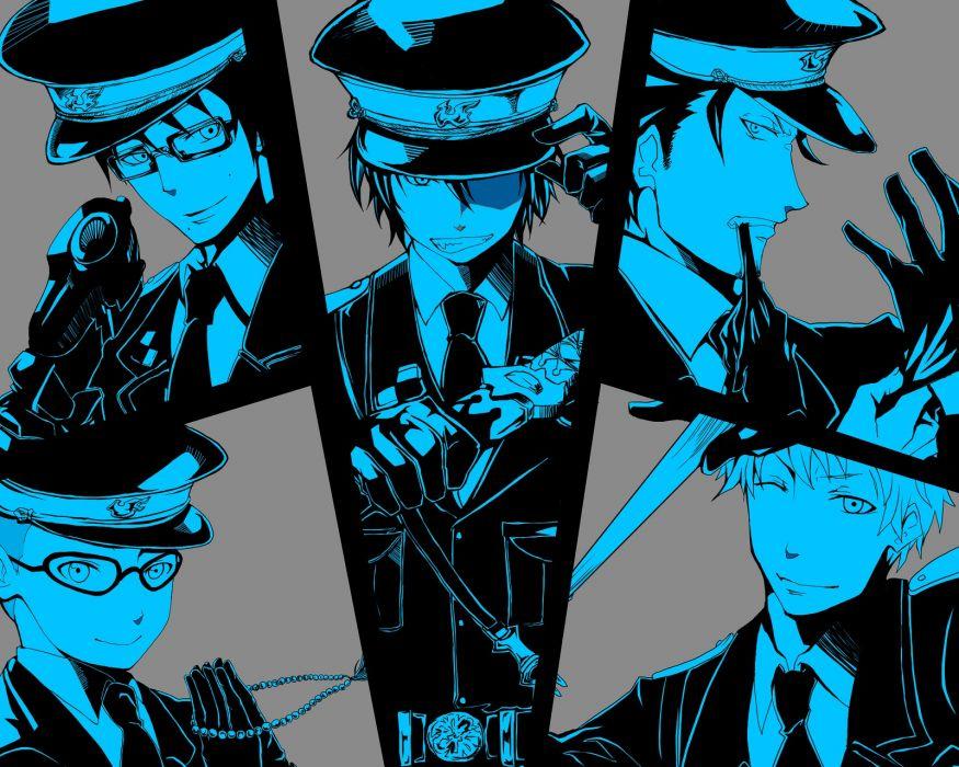 Ao no Exorcist Ao-no-Exorcist z wallpaper