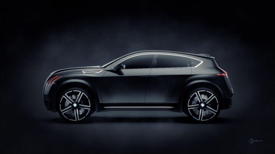 2012 BMW XS Concept q wallpaper