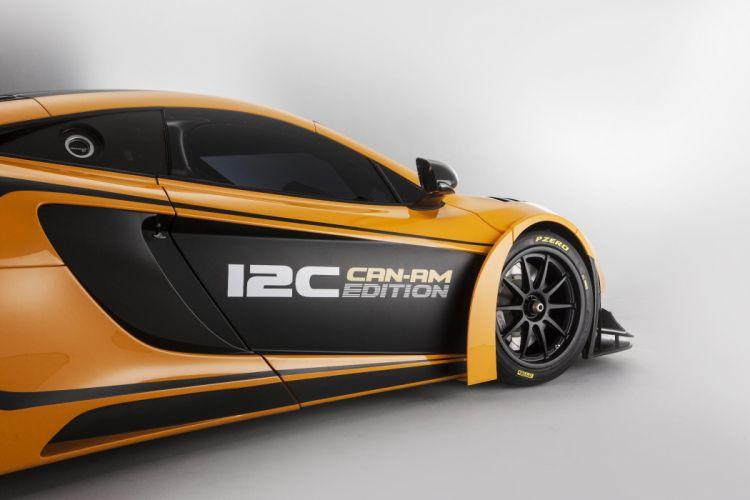 2012 McLaren 12C Can-Am Edition Racing Concept supercar supercars r wallpaper