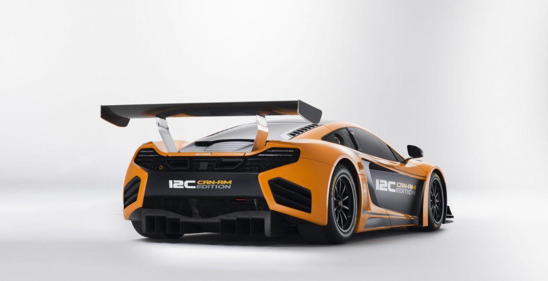 2012 McLaren 12C Can-Am Edition Racing Concept supercar supercars d wallpaper