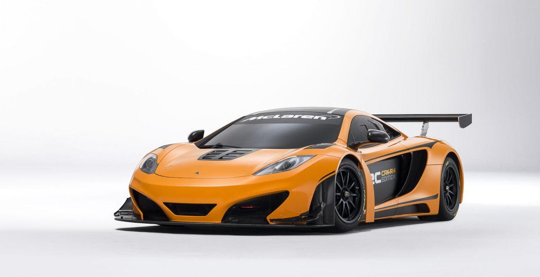 2012 McLaren 12C Can-Am Edition Racing Concept supercar supercars e wallpaper