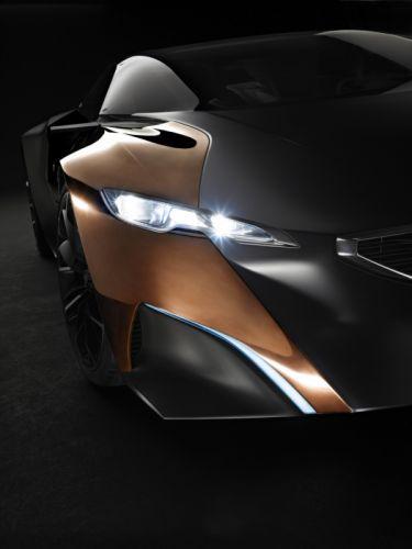 2012 Peugeot Onyx Concept supercars supercar e wallpaper