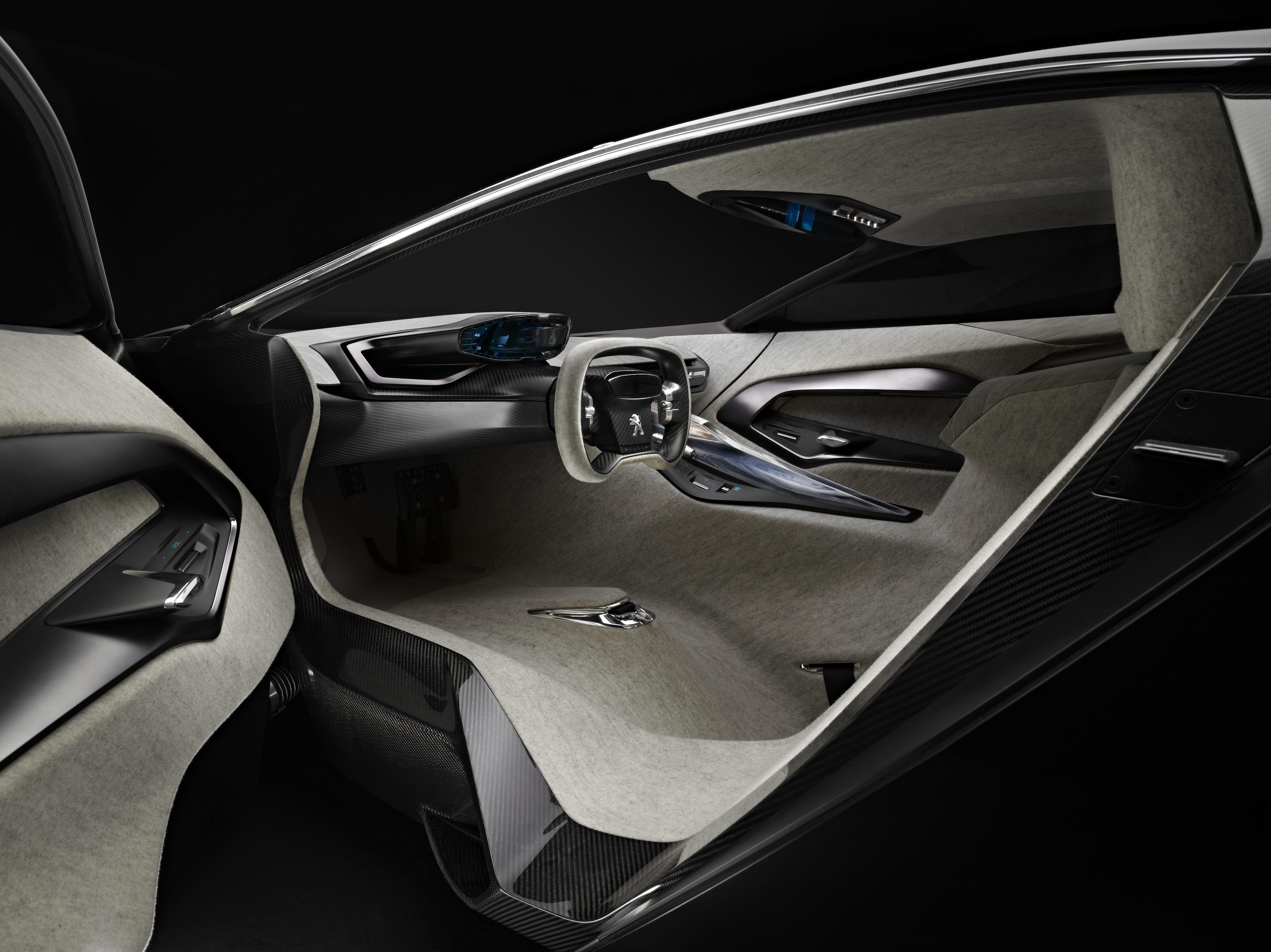Peugeot Onyx Concept Supercars Supercar Interior Wallpaper