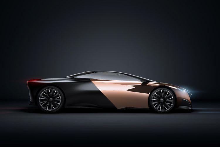 2012 Peugeot Onyx Concept supercars supercar wallpaper