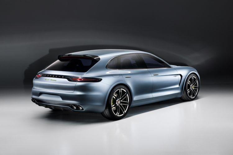 2013 Porsche Panamera Sport Turismo Concept t wallpaper