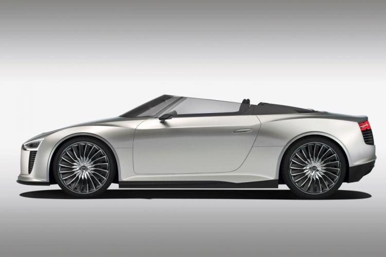 2010 Audi e-tron Spyder concept g wallpaper
