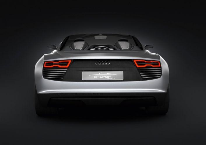 2010 Audi e-tron Spyder concept s wallpaper