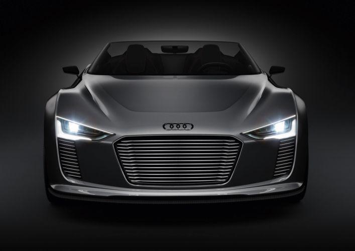 2010 Audi e-tron Spyder concept v wallpaper