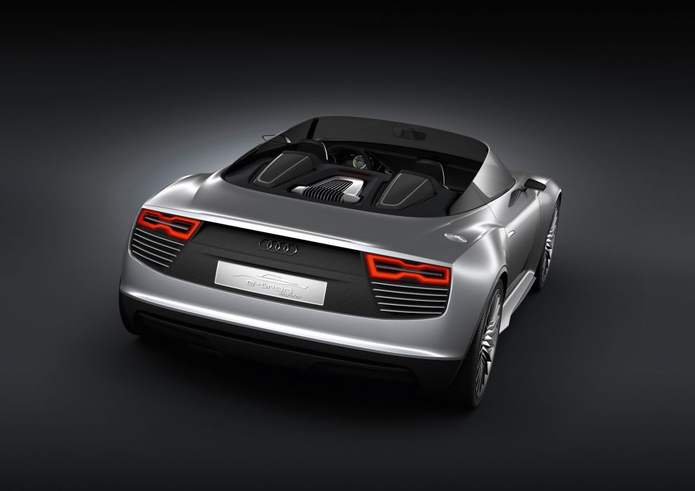2010 Audi e-tron Spyder concept w wallpaper