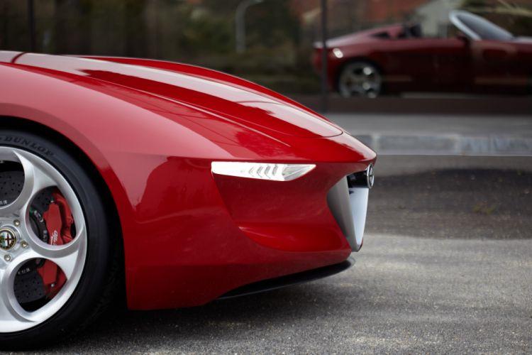 2011 Alfa Romeo 2uettottanta Concept supercar supercars s wallpaper