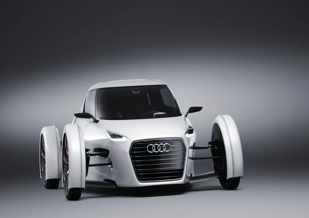 2011 Audi Urban Concept Spyder w wallpaper