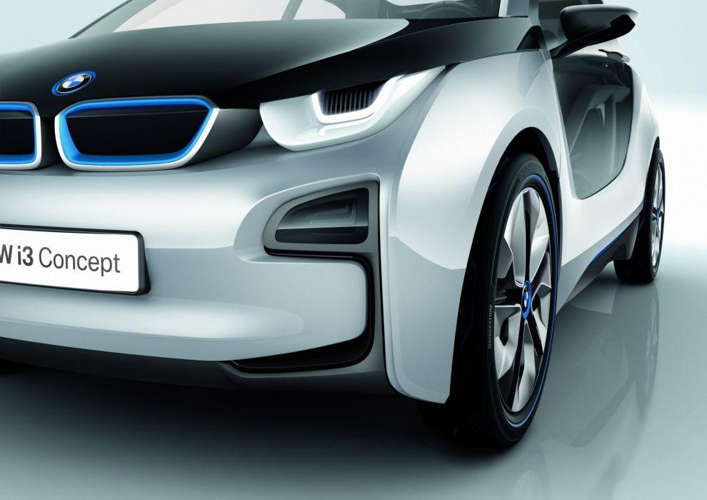 2011 BMW i-3 Concept x wallpaper