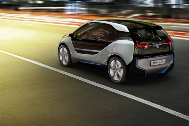 2011 BMW i-3 Concept e wallpaper