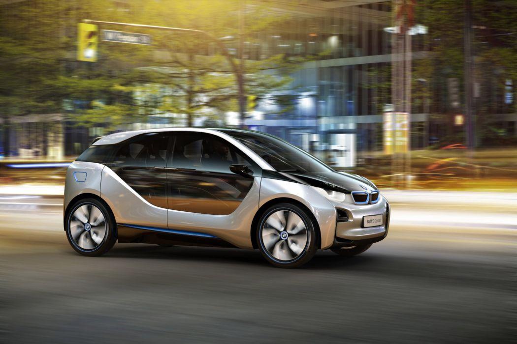 2011 BMW i-3 Concept r wallpaper