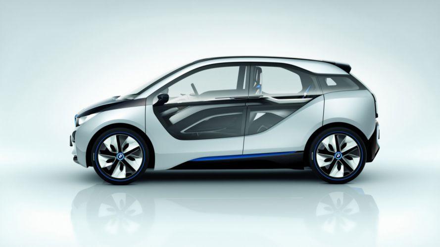 2011 BMW i-3 Concept u wallpaper