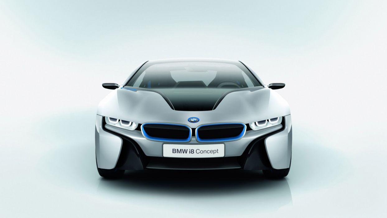 2011 BMW i-8 Concept supercar supercars  e wallpaper