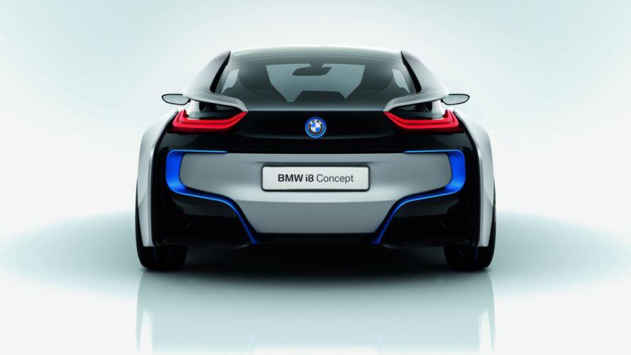 2011 BMW i-8 Concept supercar supercars b wallpaper