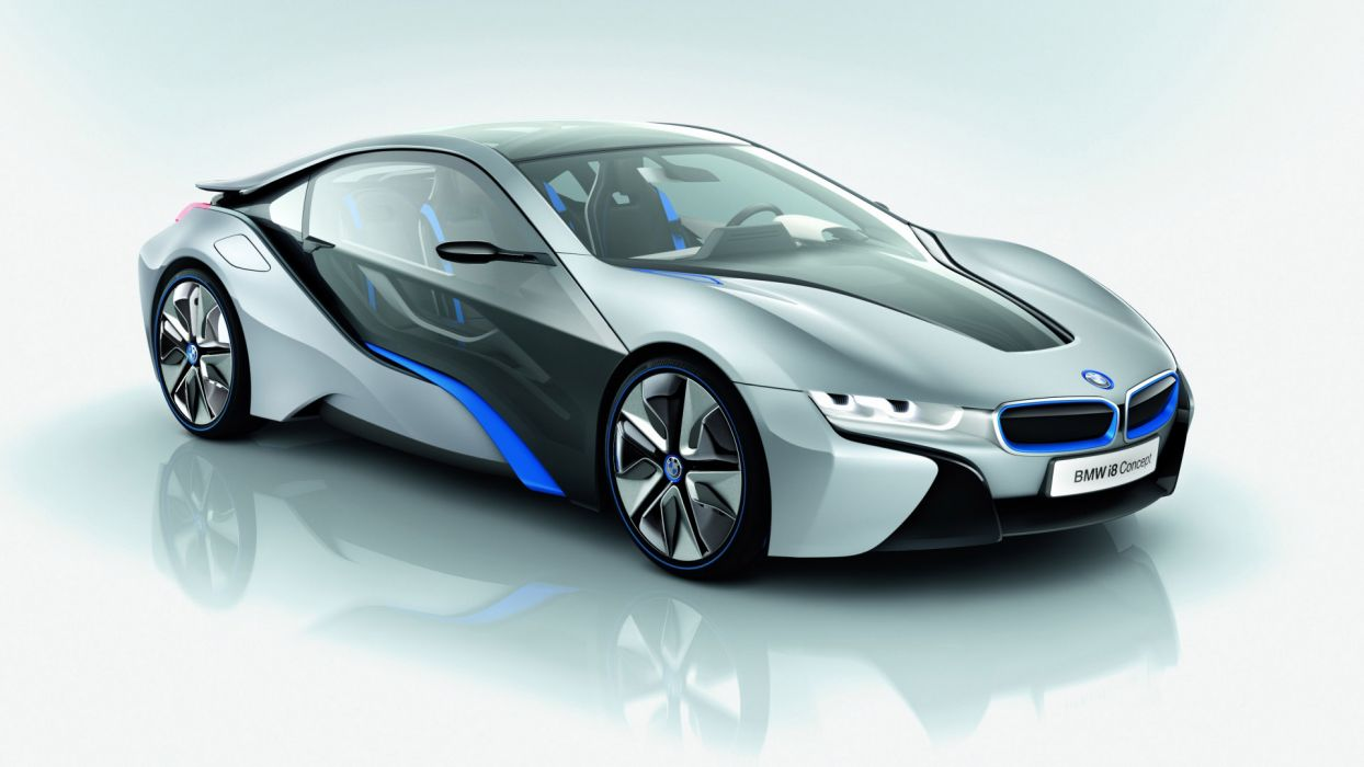 2011 BMW i-8 Concept supercar supercars a wallpaper