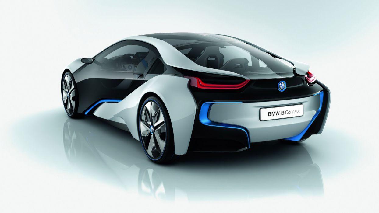 2011 BMW i-8 Concept supercar supercars f wallpaper