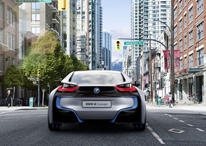 2011 BMW i-8 Concept supercar supercars r wallpaper