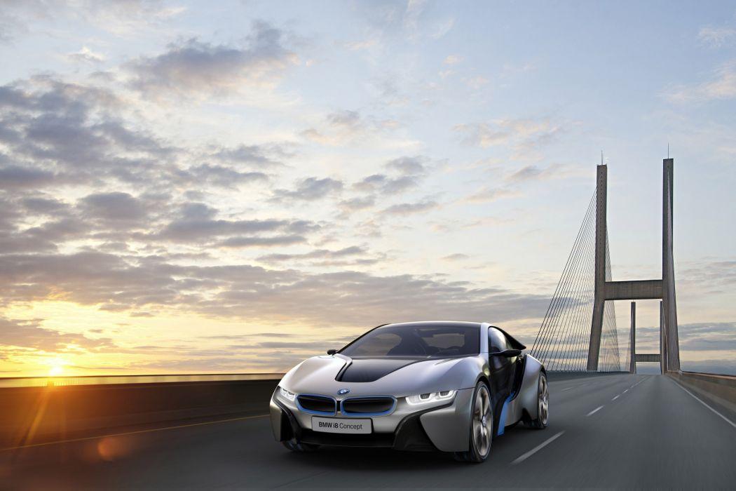 2011 BMW i-8 Concept supercar supercars t wallpaper
