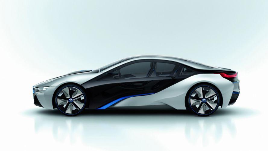 2011 BMW i-8 Concept supercar supercars z wallpaper