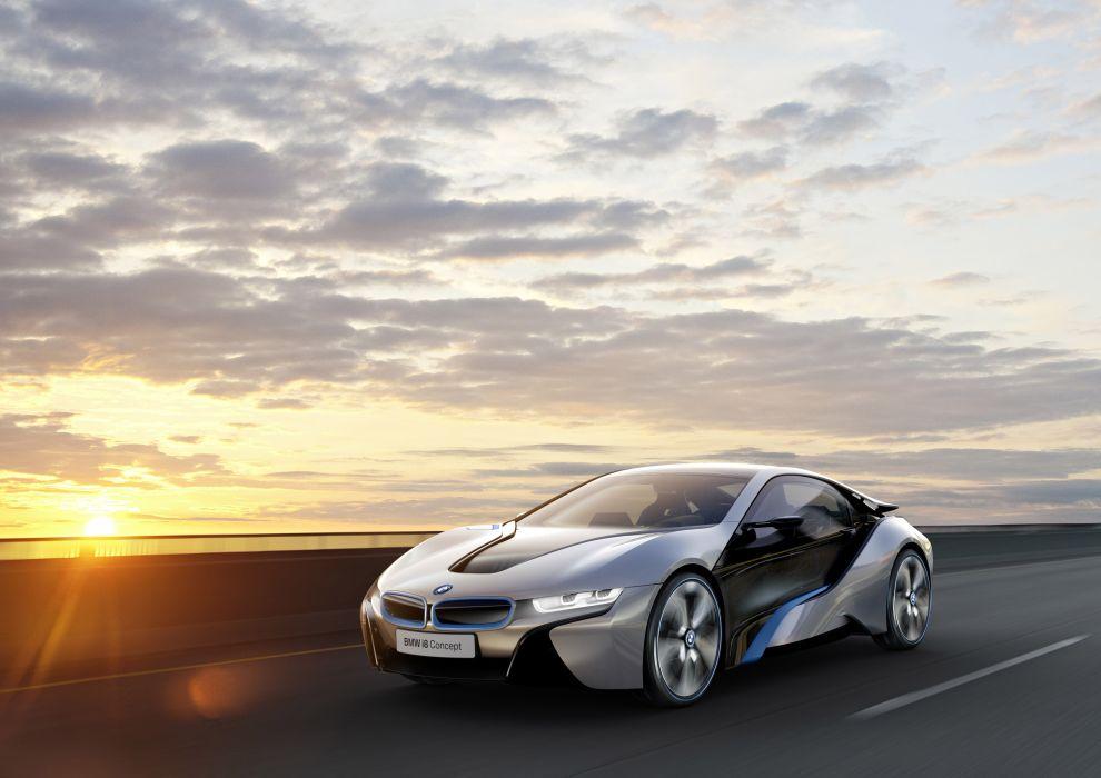 2011 BMW i-8 Concept supercar supercars y wallpaper