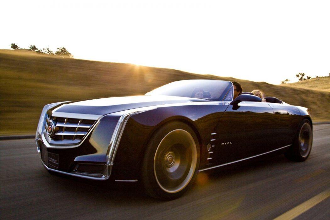 2011 Cadillac Ciel Concept r wallpaper