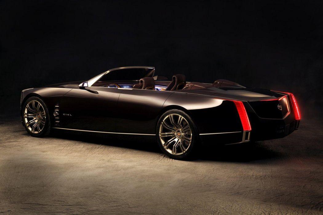 2011 Cadillac Ciel Concept wallpaper