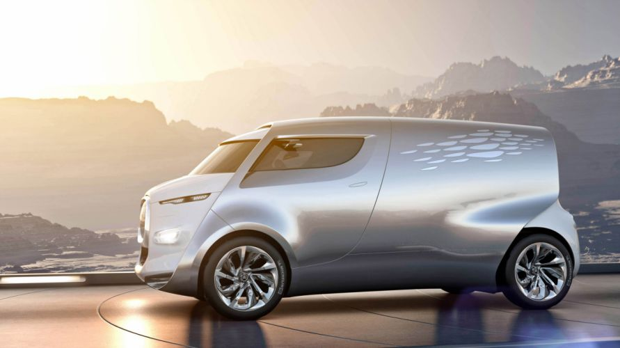 2011 Citroen Tubik Concept w wallpaper