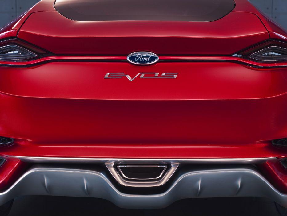 2011 Ford Evos Concept z wallpaper