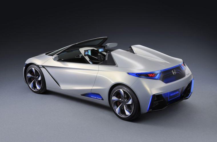 2011 Honda EV-STER Concept q wallpaper
