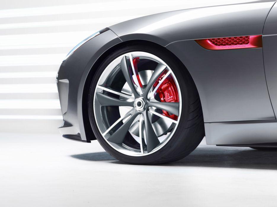 2011 Jaguar C-X16 concept supercar supercars   w wallpaper