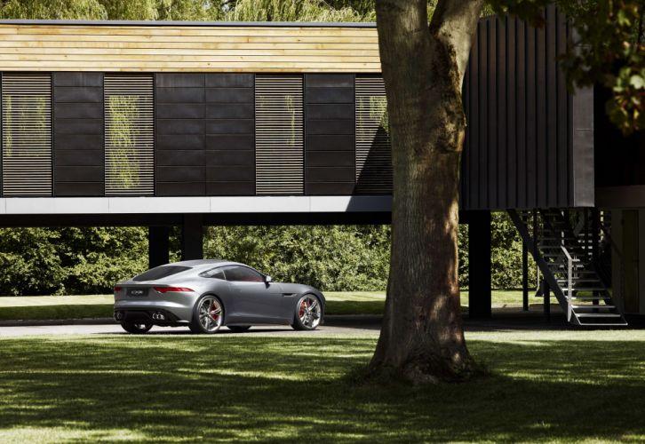 2011 Jaguar C-X16 concept supercar supercars m wallpaper
