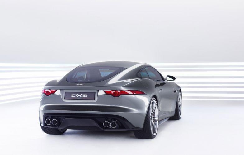 2011 Jaguar C-X16 concept supercar supercars e wallpaper