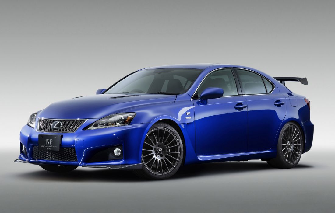 2011 Lexus IS-F sports concept tuning q wallpaper