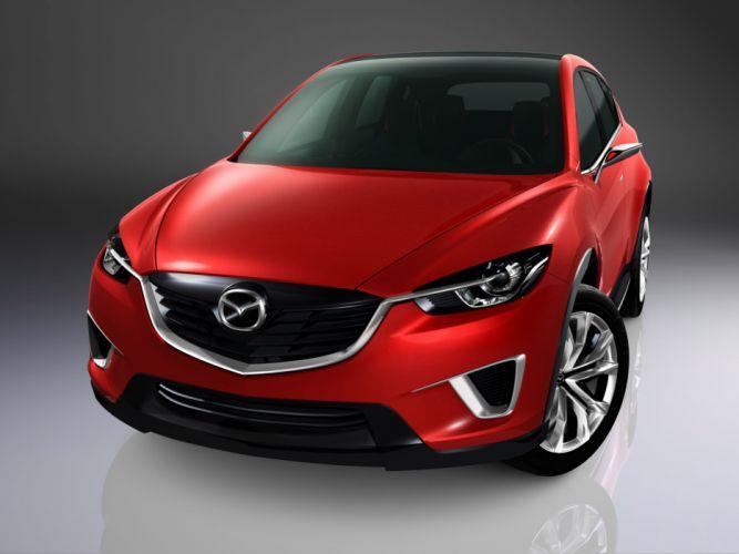 2011 Mazda Minagi Concept suv f wallpaper