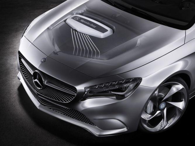 2011 Mercedes-Benz Concept A-Class e wallpaper