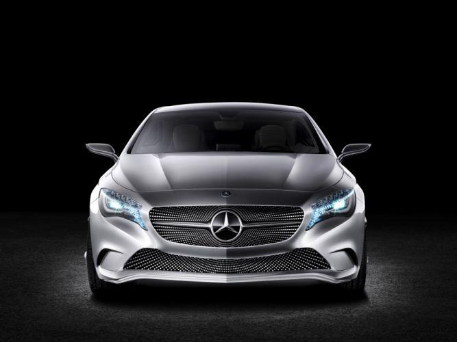 2011 Mercedes-Benz Concept A-Class q wallpaper
