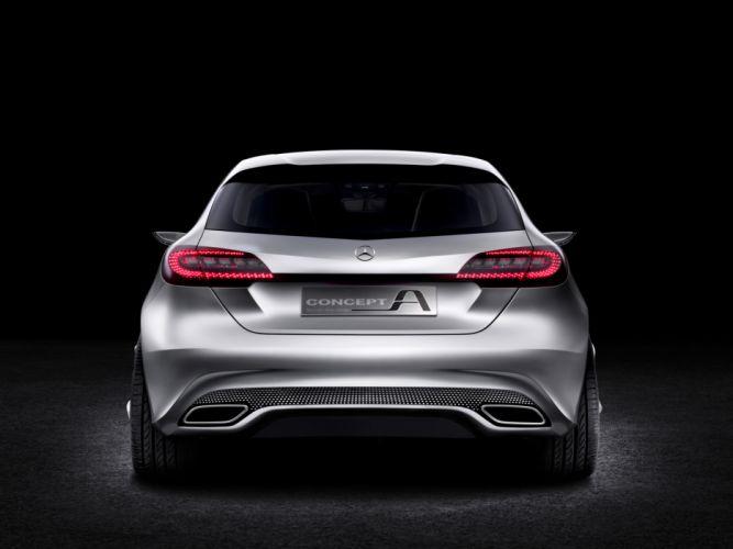 2011 Mercedes-Benz Concept A-Class v wallpaper