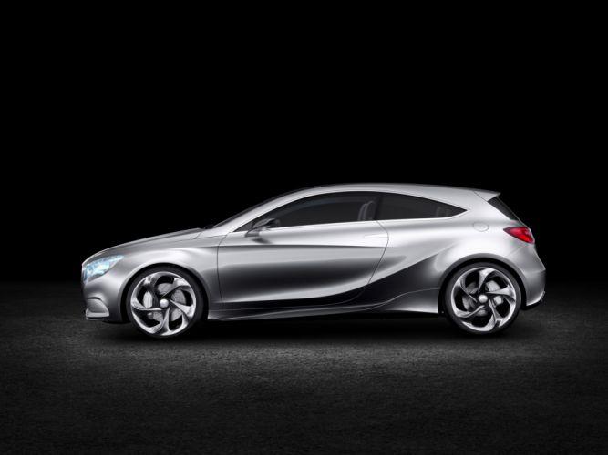 2011 Mercedes-Benz Concept A-Class w wallpaper