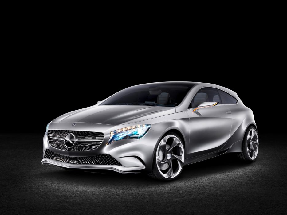 2011 Mercedes-Benz Concept A-Class wallpaper