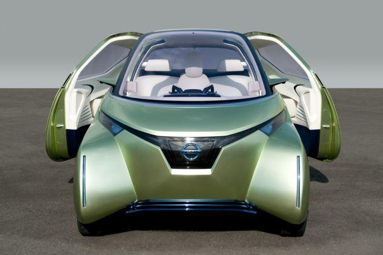 2011 Nissan Pivo 3 Concept wallpaper