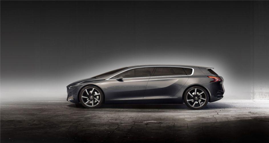 2011 Peugeot Hx1 Concept supercar supercars a wallpaper